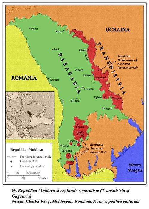 Românii din Transnistria și problemele lor | Platforma Unionistă Acțiunea  2012